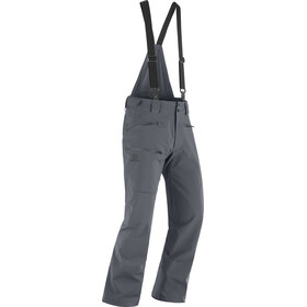 Salomon Outlaw 3L Shell Pants Men ebony